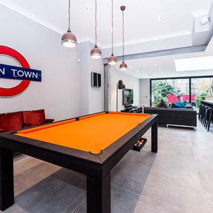 Contemporary Pool Table Range
