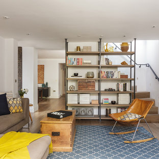 Cosy & Contemporary Basement Apartment in Belsize Park
