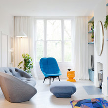 Houzz Tour: A Fun Family Home With a Very Surprising Hallway