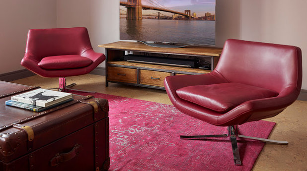 Contemporary Family & Games Room by Ensoul Ltd