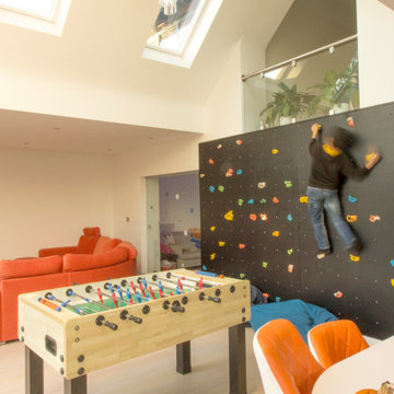 House extension and uplift