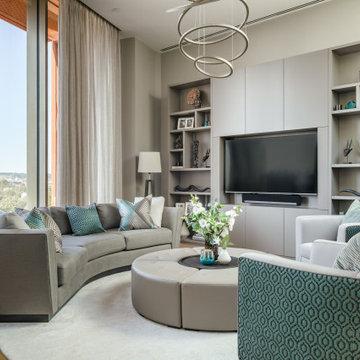 Interior Design in Granary Square