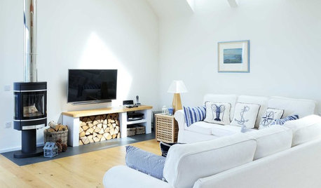 How to Create a Storage Area Underneath Your TV