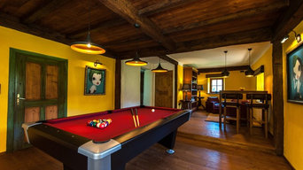 Old Farmhouse - Pool Room