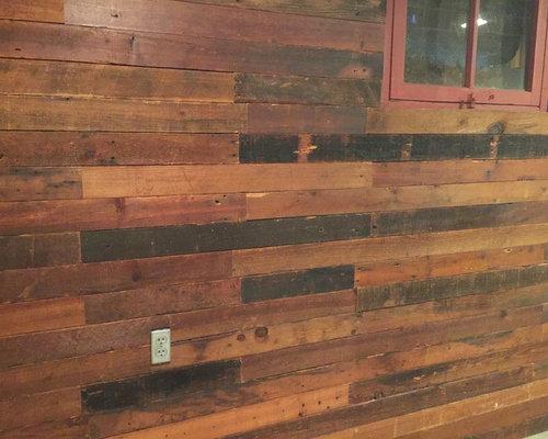 - Omaha Old Growth - Reclaimed Wood Walls