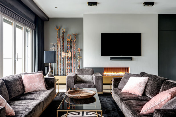 Современный Семейная комната by Giacomo Morelli photographer