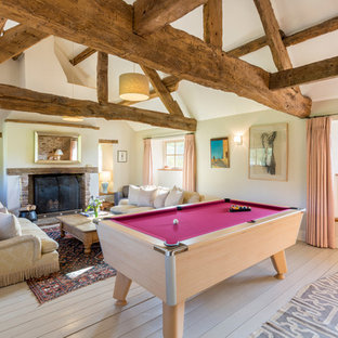 Rustic Family & Games Room