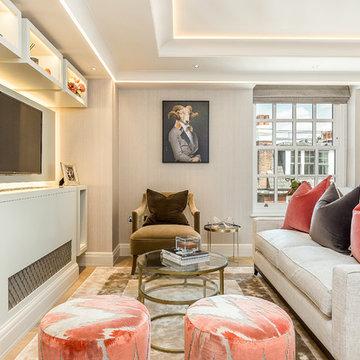 Show Apartment, Hope House, Westminster