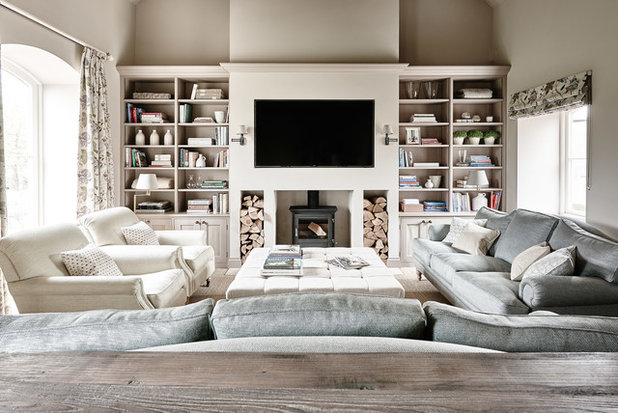 Country Family & Games Room by Sims Hilditch