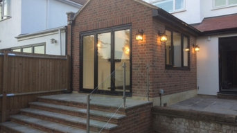 Summer Room Extension in Theydon Bois