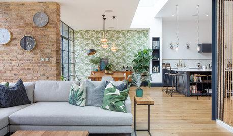 8 of the Best Ways to Arrange Indoor Plants