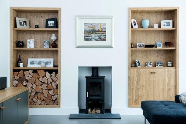 wohnen auf der baustelle: 10 tipps, wie sie den umbau-wahnsinn ... - Wohnzimmer Modern Renovieren