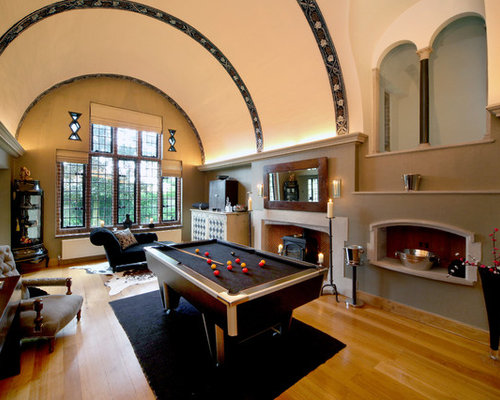 Best 30 Traditional London Family Room Ideas & Decoration ...