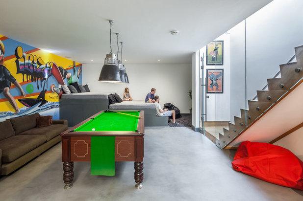 Modern Wohnzimmer by Riach Architects