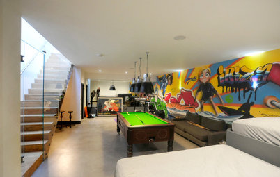 Creative Basement Conversions That Are Downright Stylish