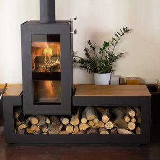 Xeoos Twinfire X8 Matten Wood Stove