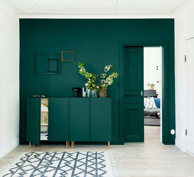 Scandinavian Hall by Sadolin Danmark