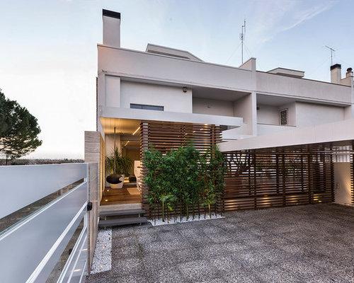 Modernes gartenhaus in bari ideen design bilder houzz - Gartenhaus maritim einrichten ...