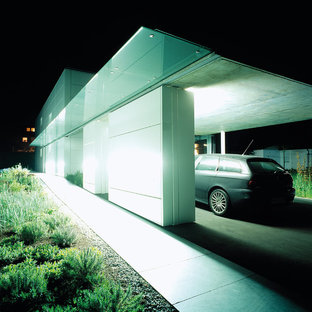 75 Beautiful Modern Porte Cochere Pictures Amp Ideas Houzz