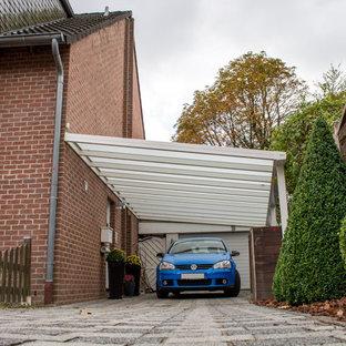 Moderne Garage in Essen