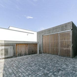 Garage et abri de jardin modernes : Photos et idées déco de ...