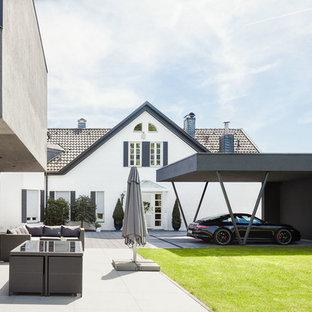 Moderne Carports Ideen Design Bilder Houzz