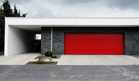Garage Doors With a Difference