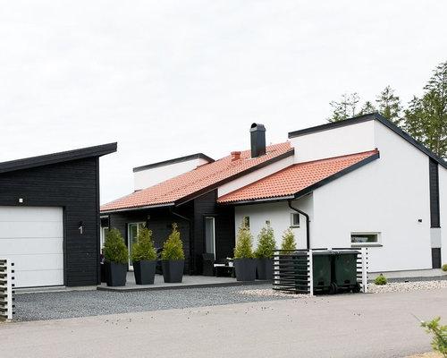 Gartenhaus Skandinavisch skandinavische garage und gartenhaus in malmö ideen design bilder houzz