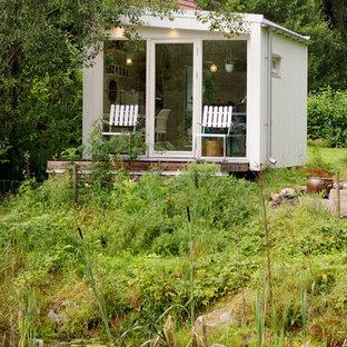 Idéer för att renovera ett minimalistiskt gästhus