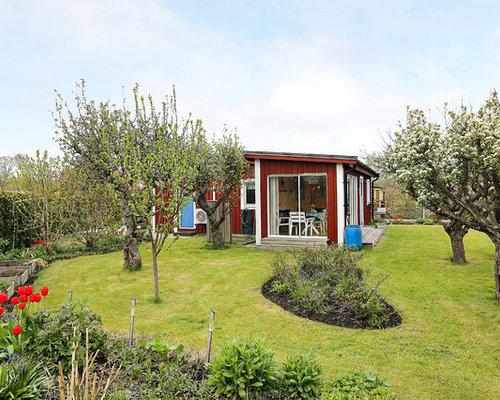 skandinavische garage und gartenhaus malm ideen. Black Bedroom Furniture Sets. Home Design Ideas