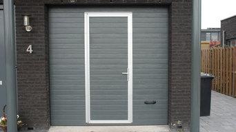 Garage porte