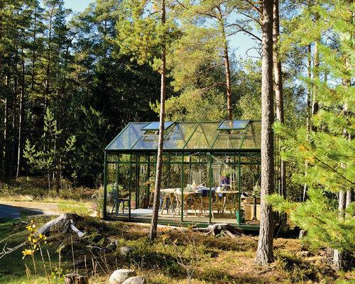 Abri de jardin scandinave Danemark : Photos et idées déco d\'abris de ...