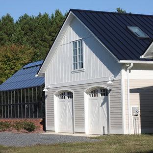 1108 - Creekside Cove Barn and Greenhouse