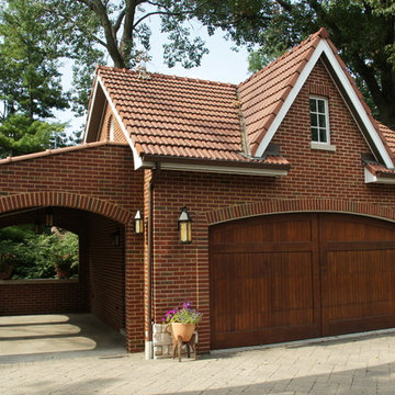1920's Addition and Garage