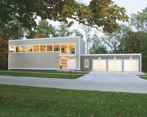 Asian Garage And Shed Design Ideas, Pictures, Remodel & Decor