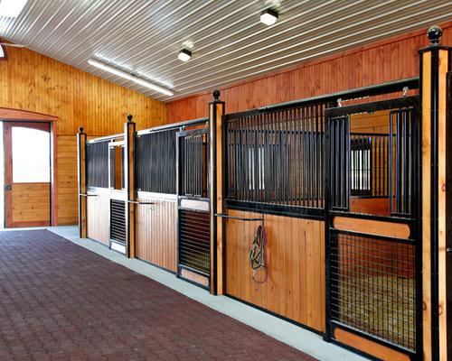 36 39 X72 39 6 Stall Horse Barn