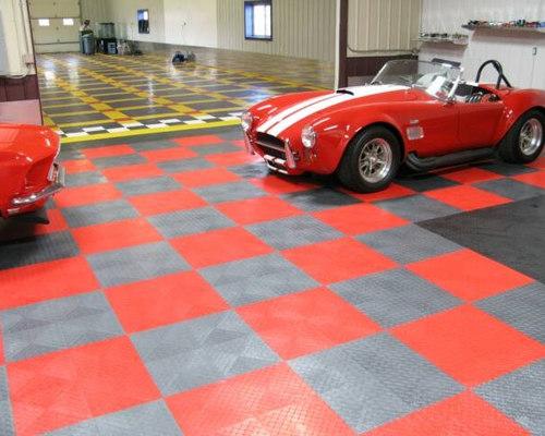 5000 sq foot Garage Makeover