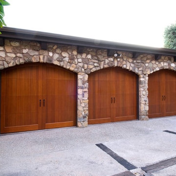A Car Collector's Dream Garage