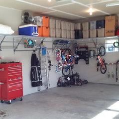 A Well Organized Garage!