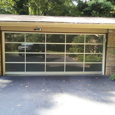 Traditional Garage And Shed by OVERHEAD DOOR - Atlanta