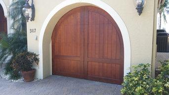 Amarr by design wood door