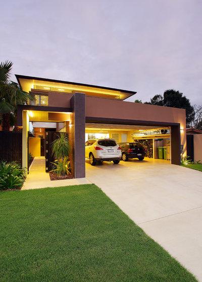 Modern Garage by Lightwave International