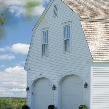 Anna Wynants House: Colonial Revival House