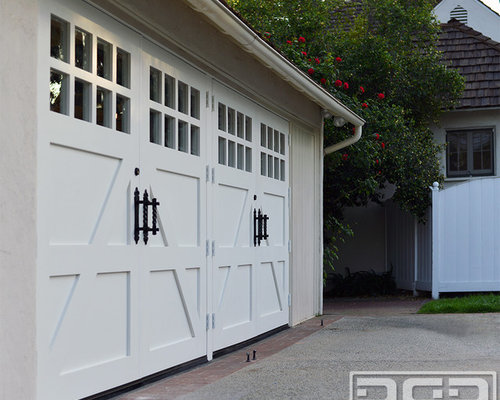 Garage Door Conversion authentic quality, real swinging carriage doors for garage conversion