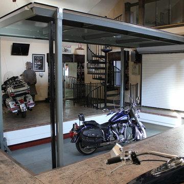 auto elevator PhantomPark