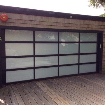 Avante Collection Glass Garage Doors