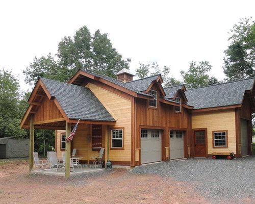 Barn Style Garages Shops