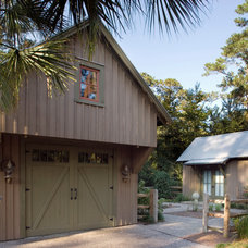 Rustic Garage And Shed by Historical Concepts