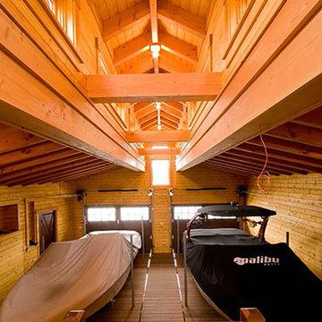 Battle Associates Boathouses