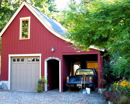 Garagen Ideen maritime garagen ideen design bilder houzz